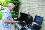 Lazy, hazy days of summer (and safe grilling)