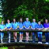 Support for students rooted in garden tour