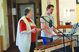 Musical get-togethers put rhythm in the lives of memory-loss patients