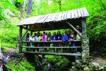 Grandkids and grandparents take Road Scholar path to national parks