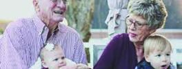 Grandparents find joy amid challenges in childcare