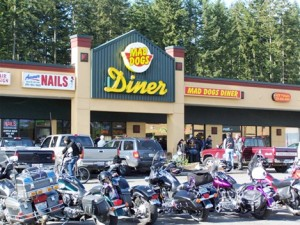Mad Dogs Diner