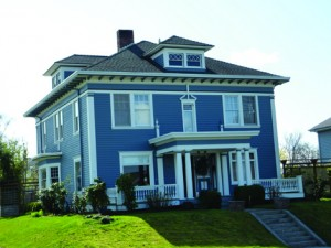 Homes in the Stadium and North Slope districts will be featured in the Historic Homes of Tacoma tour. (Courtesy photo)