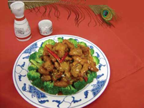 The meals at Hunan Garden are plentiful and reasonably priced. (Courtesy photo)