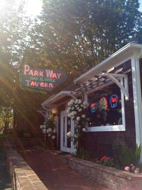 Parkway Tavern is tucked into a residential area of Tacoma's North End area.