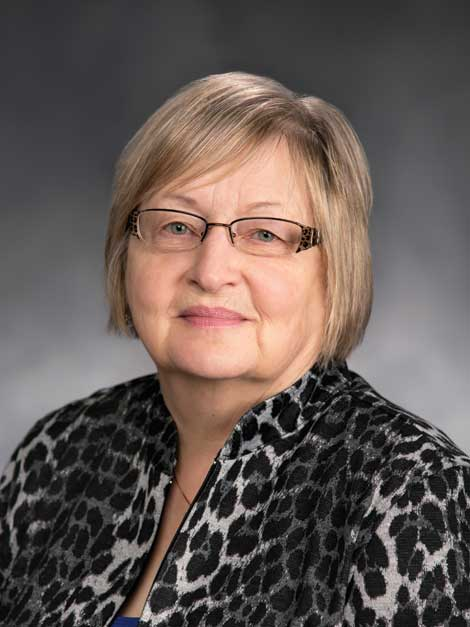 Carol Gregory, 71, is a newly appointed state representative.