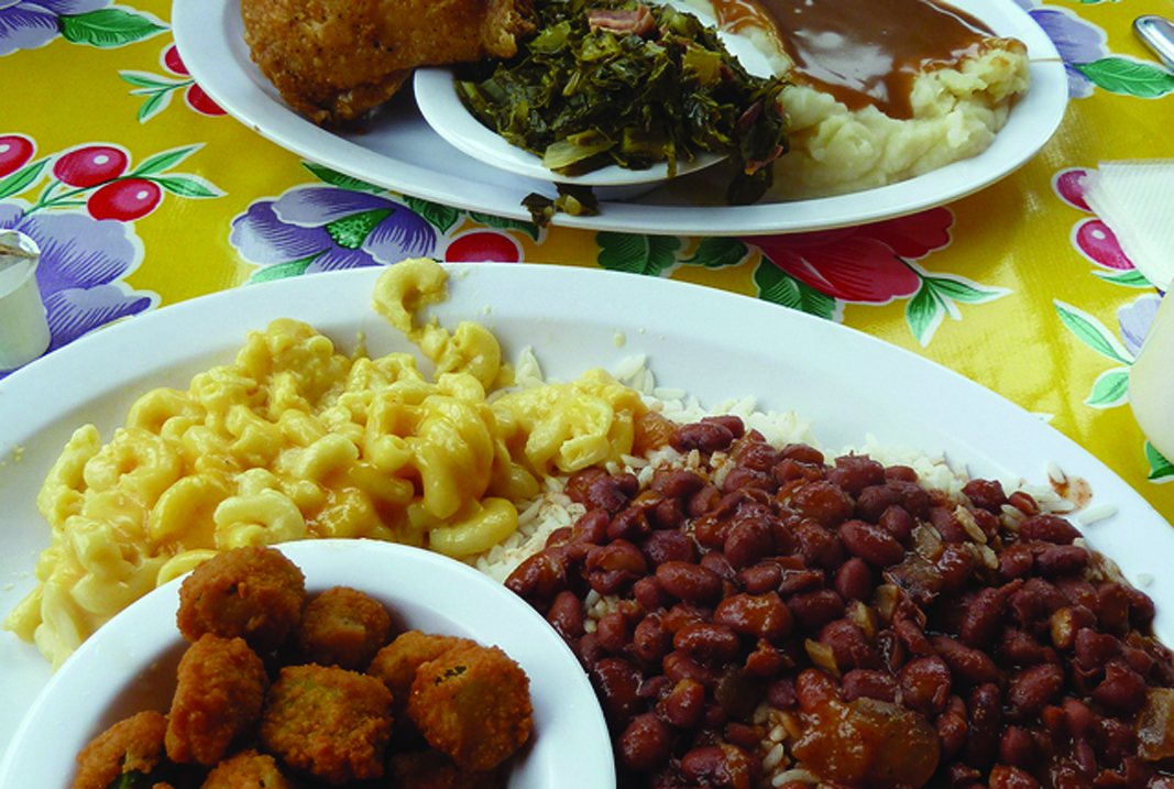 Country-style food has been served at the Southern Kitchen restaurant in Tacoma for 36 years.